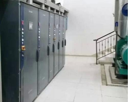 宜兴中医院中央空调改造项目