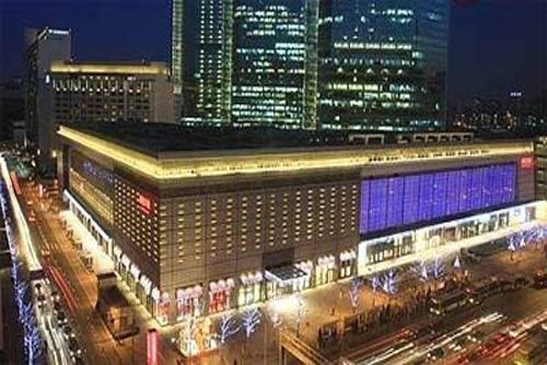 北京金融街购物中心照明节能精品案例