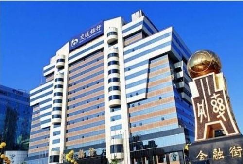 金融街物业管理有限公司通泰大厦中央空调节能改造项目